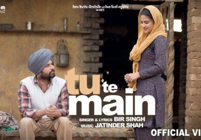 Tu Te Main – Lyrics Meaning in Hindi – Bir Singh